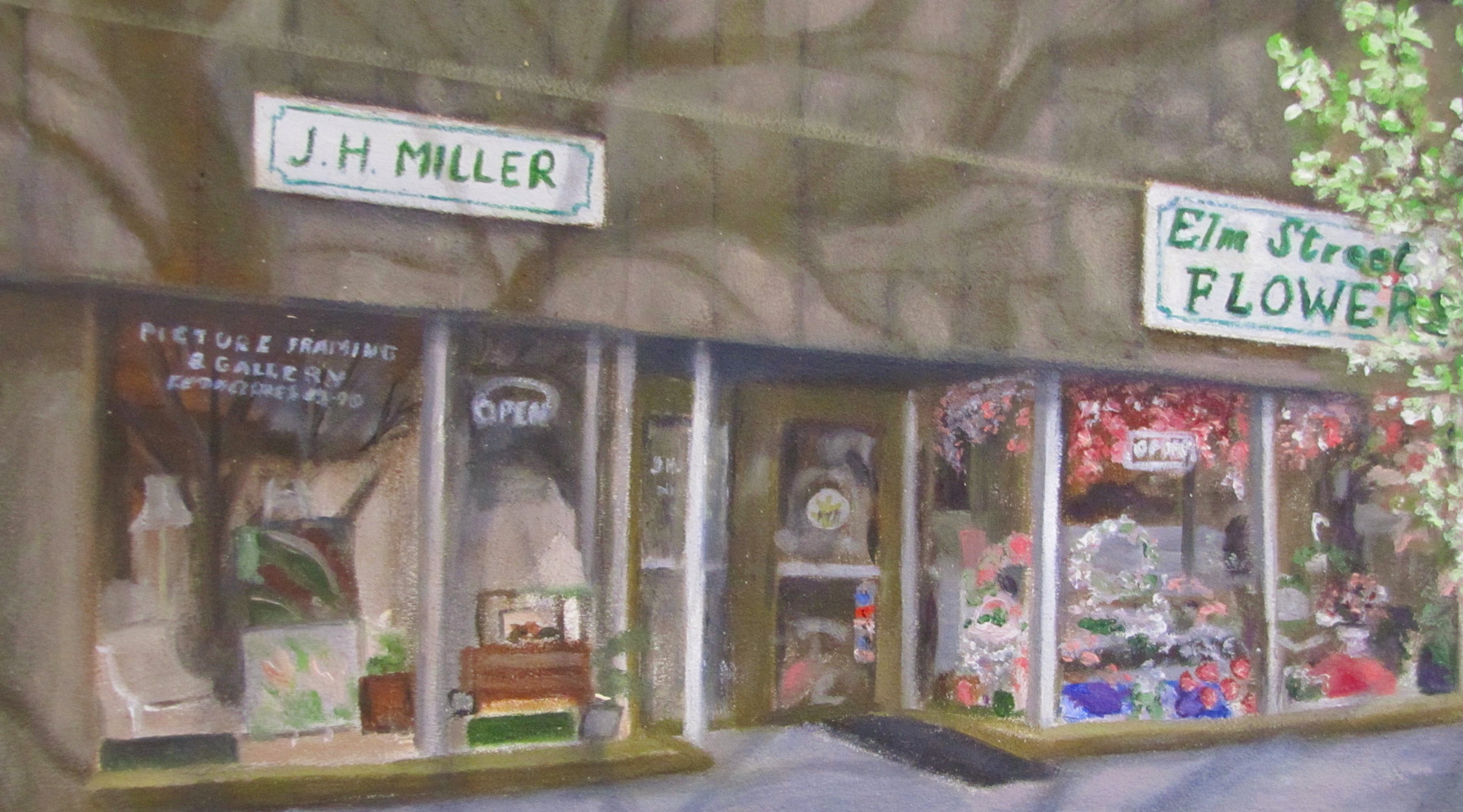 ABOUT US | JH MILLER ~Custom Framing and Picture Gallery