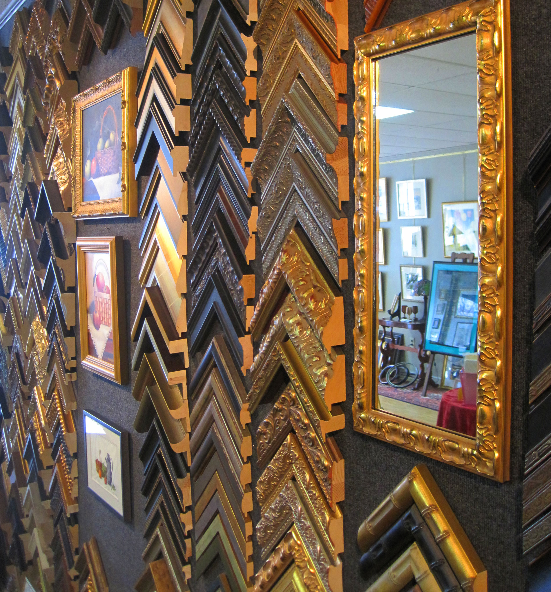 JH MILLER ~Custom Framing and Picture Gallery | ESTABLISHED 1890
