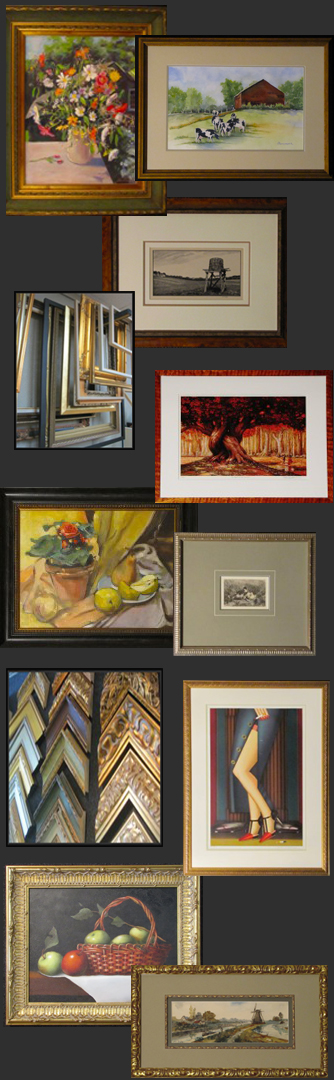 JH Miller Custom Picture Framing Company  86 Elm Street, West Springfield, MA 01089 (413) 732-9128